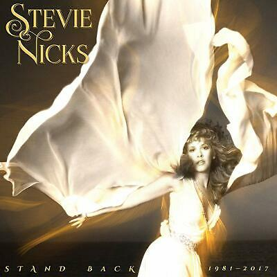 Stand Back 1981-2017 3CD by Stevie Nicks Audio CD Discs 3 Atlantic Catalog Group