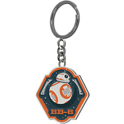 Licensed Star Wars Metal Keyring - BB8
