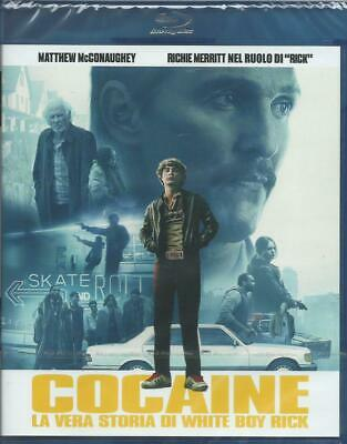 Cocaine: La Vera Storia Di White Boy Rick (2019) Blu Ray