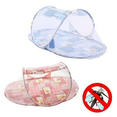 Foldable Infant Baby Mosquito Net Tent Travel Instant Crib EH7E