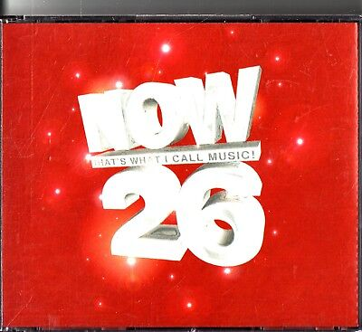 NOW THATS WHAT I CALL MUSIC 26- FATBOX 2-CD +BOOKLET 1993 Radiohead Bjork