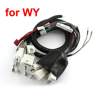 ULTIMA COMPLETE WIRING System Harness Indian Scout Spirit ... on ultima electronic wiring system, ultima motor wiring diagram, ultima harness 18 530,