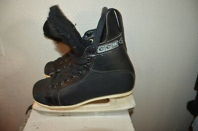 Patin A Glace Hockey Ccm Champion 99 Ice Skate  Taille 40