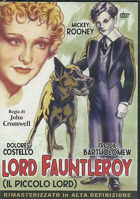 Lord Fountleroy (Il piccolo Lord) (1936) DVD