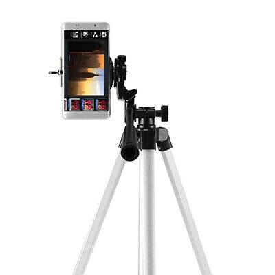 JF-3110 35-130cm Aluminum Alloy Tripod with Phone Holder for Smart Phone Cameras