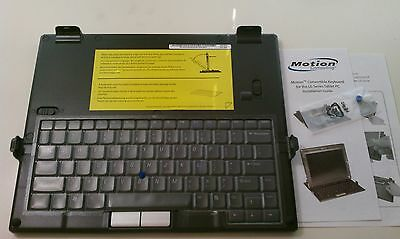 New Motion Computing LE Series Protective Case P//N 030-05-0064-A00 Model PC001