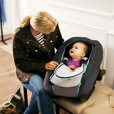 Brica Smart Cover Infant Car Seat Cover
