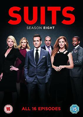 Suits – Season 8 DVD Comedy Legal Drama NEW
