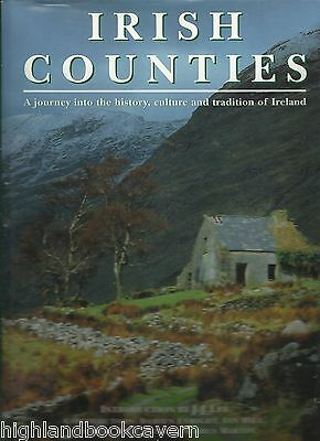 Irish Counties: History, Culture & Traditions of Your Irish Past. Local History.