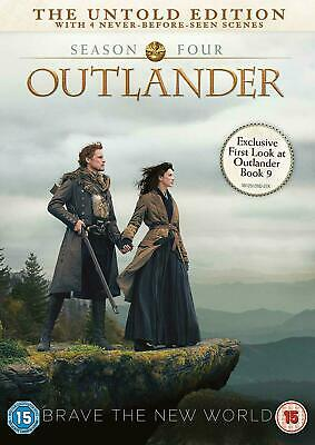 OUTLANDER SEASON 4 DVD Brand New and Sealed UK COMPATIBLE Free Fast Postage