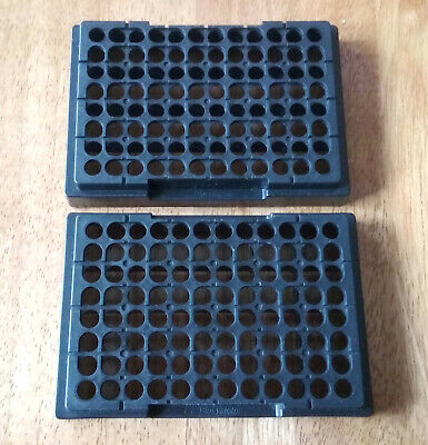 Applied Biosystems MicroAmp Splash-Free 96-Well Base For PCR, 4312063, Lot of 2