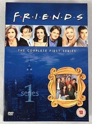 Friends - Season 1 DVD - The Complete First Series