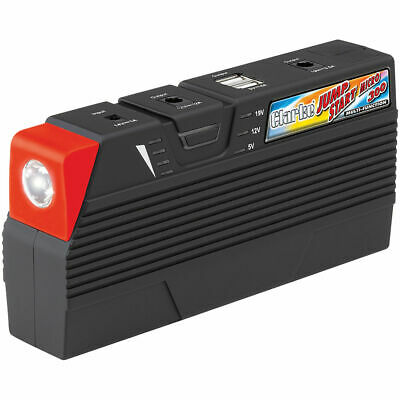 Clarke JSM300 Multifonctions Micro Jumpstart / Portable Outil Chargeur Power