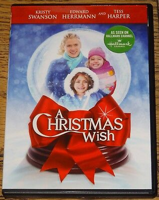 A Christmas Wish 2011 Kristy Swanson With English Subtitles All R0 Dvd From Uk