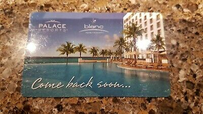 $1104 Resort Credits Moon Beach Grand Palace Or Le Blanc Expire April 28, 2020