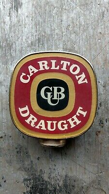 Carlton Draught Beer Tap Top