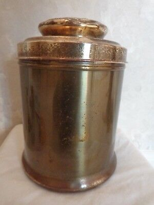Antique Collectible Tobacco, Holiday, Cookie, etc., Tins (#3015)