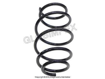 For Bmw E38 740i 740il Pair Set Of 2 Standard Suspension Coil Spring