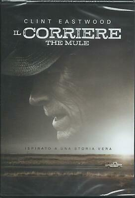 The Corriere. the Mule (2019) DVD