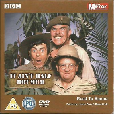It Ain't Half Hot Mum - Road To Bannu - Daily Mirror Promo Dvd