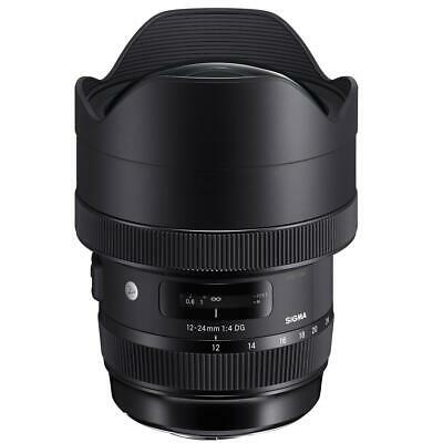 Sigma 12-24mm f/4 DG HSM ART Super Wide-Angle Zoom Lens, for Canon EOS #205954