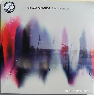 The WAR ON DRUGS LP x 2 Slave Ambient Double Vinyl + MP3s + PROMO Sheet SEALED
