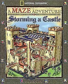 Storming A Castle: National Geographic Maze Adventures v... | Buch | Zustand gut