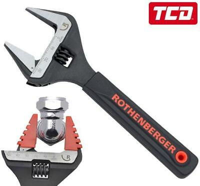 Rothenberger Wide Jaw Wrenches 50mm - 7.0461