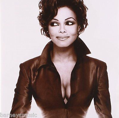 Janet Jackson (New Sealed Cd) Design Of A Decade / Very Best Of / Greatest Hits