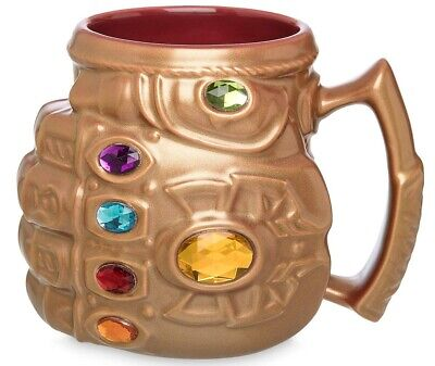 Marvel Thanos Infinity Gauntlet Mug - Marvel's Avengers: Infinity War - NEW