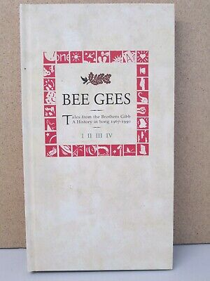 Bee Gees - Tales From The Brothers Gibb 1967-1990 Best of/Greatest Hits 4-CD Box