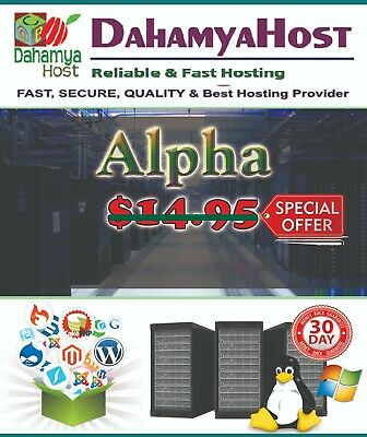 Alpha Reseller Unlimited Web Hosting + WHMCS + Mega Features - Cheap price