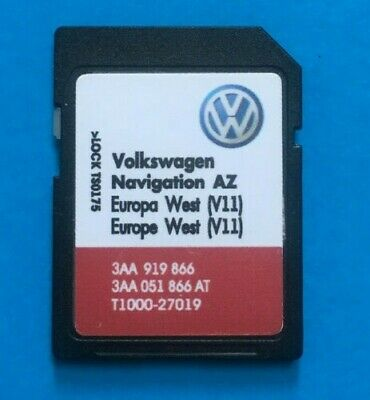 Nissan Connect 1 Sd Karte Europa Sd Card Europe v8 2018 2019 Navigation Map