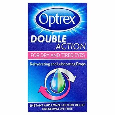 Optrex Eye Drops D/A Dry Tired