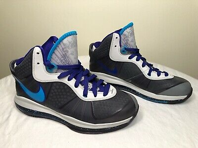 db1cd74883c NIKE LEBRON JAMES 8 V 2 Fly Wire Men s Size 12 -  74.99