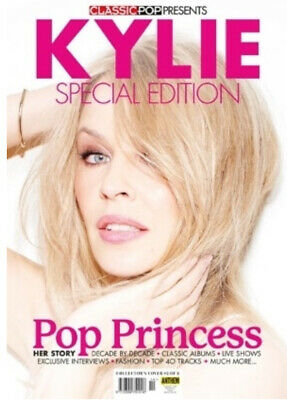CLASSIC POP PRESENTS magazine May 2019 - Kylie Minogue Cover #2