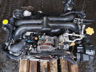 Subaru Impreza Wrx Ej25 2.5 Turbo Engine 2008-2012 #2