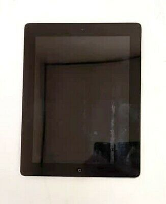 "Black Apple Ipad 2 16Gb A1395 9.7"" Screen Tablet Wi-Fi"