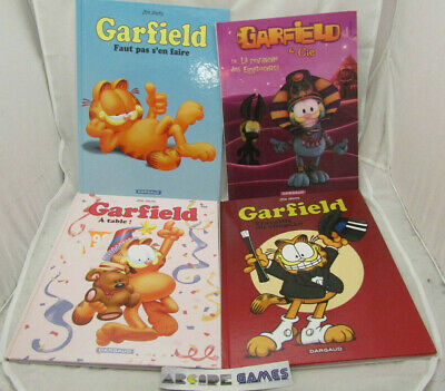 LOT 3 BD GARFIELD Tome 2 14 49 - JIM DAVIS (vendeur pro)