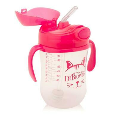 Baby's First Straw Cup, 9oz - Pink