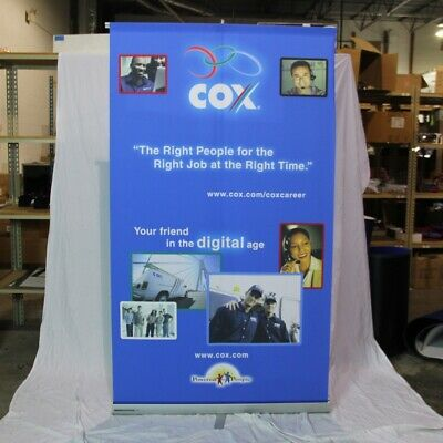 Skyline 3000R Retractable Banner Stand - Used