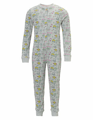 Bnwt M & S Hello Kitty Little Miss All In One Pyjamas  7 - 8 Yrs