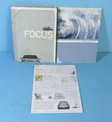 ford focus owners manual 2006