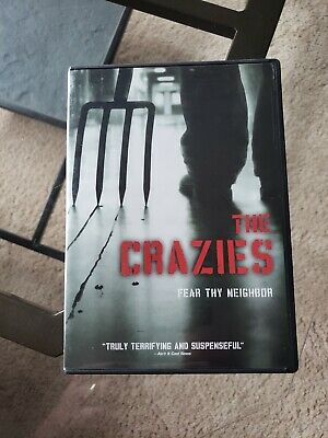The Crazies  Timothy Olyphant  Radha Mitchell (DVD, 2010) WS
