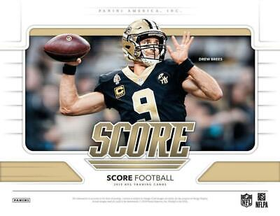 2019 Score NFL Football Insert Cards Pick From List (All Versions) Fill Your Set
