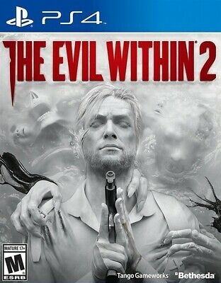 Evil Within 2 Sony PlayStation 4 Game
