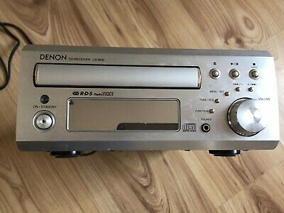 DENON UD-M30 CD Receiver/Player/Tuner Amp mini Stero System NO REMOTE