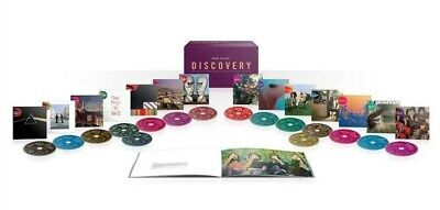 New&sealed Pink Floyd Discovery 16 CD Box Set Sealed Free Shipping USA seller
