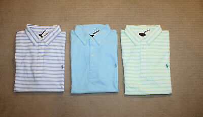 NEW Polo Ralph Lauren Big and Tall Pony Logo Classic Fit Shirt