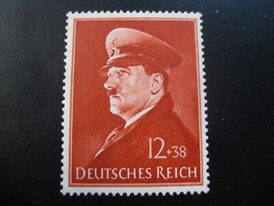 THIRD REICH 1941 mint Hitler's 52nd Birthday stamp!